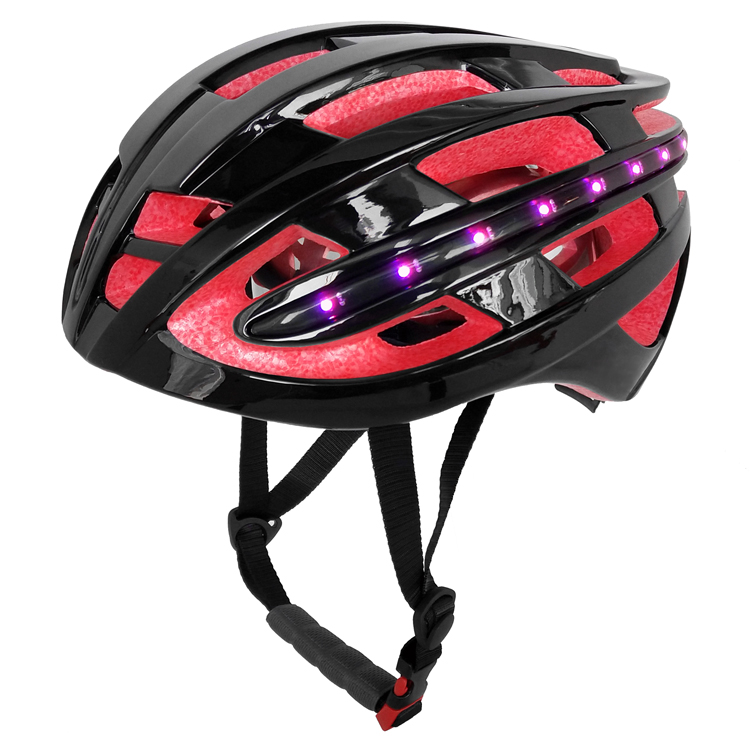 LED bike helmet factory