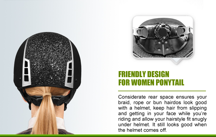 custom riding helmets supplier