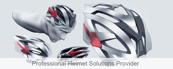 helmet design factory