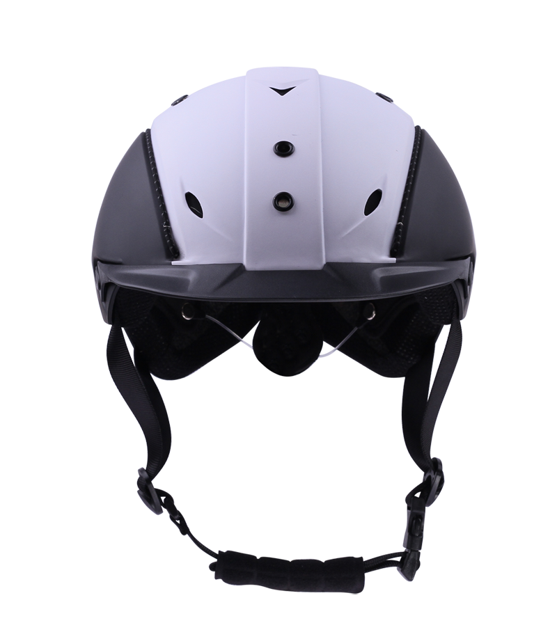 velvet horse riding helmet