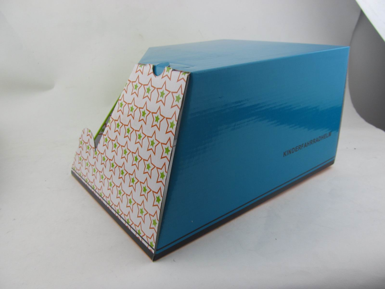 baby girl bike helmet box