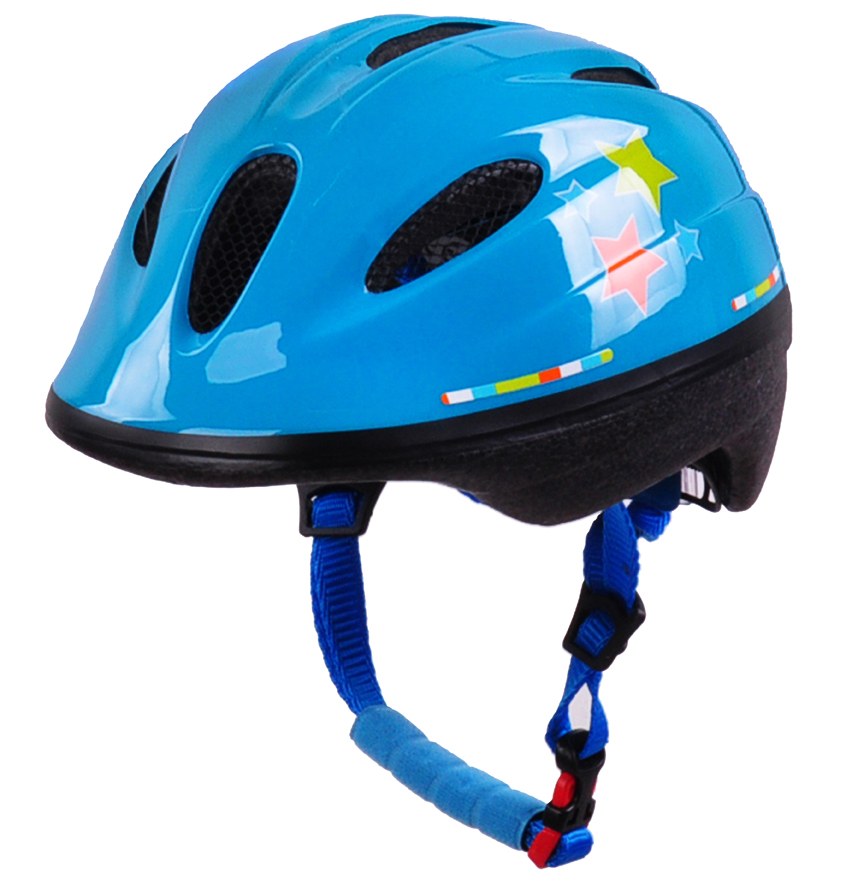 cool kids bike helmet