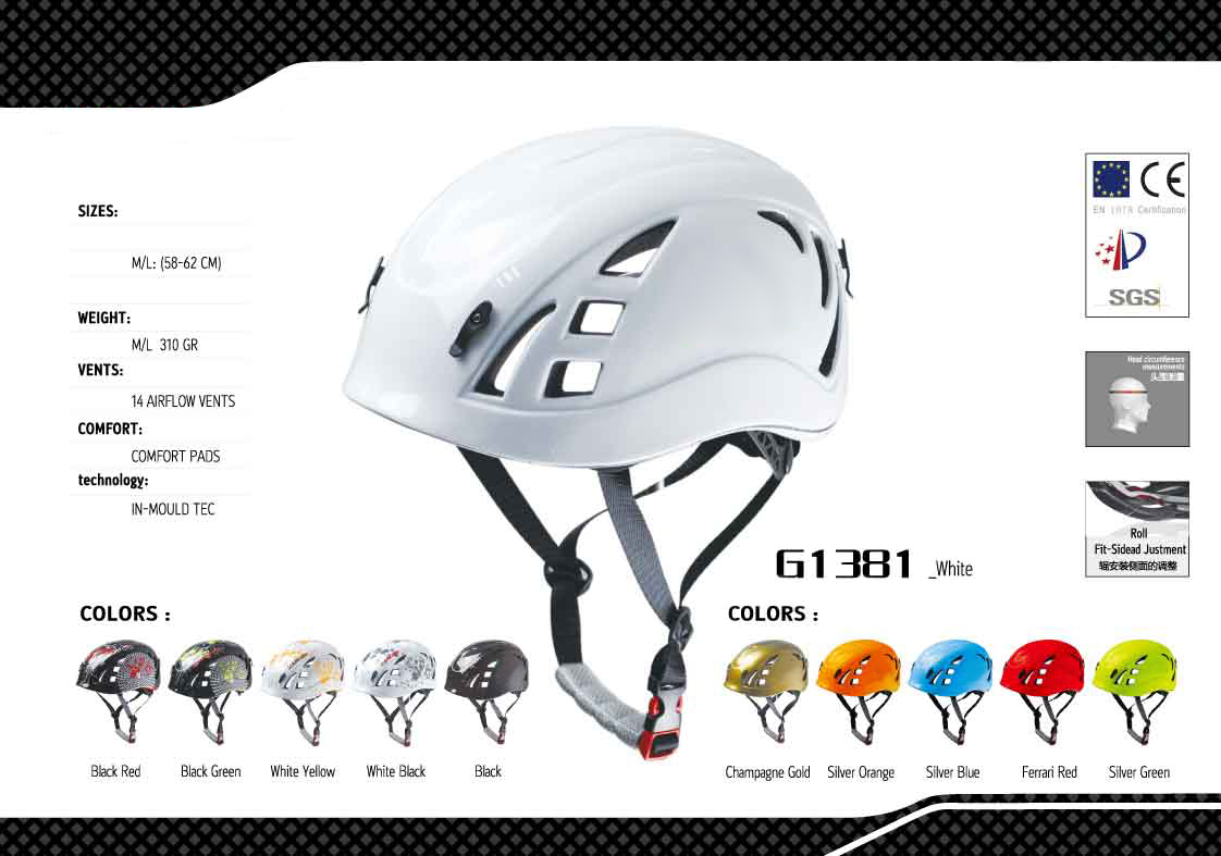 safety helmet company