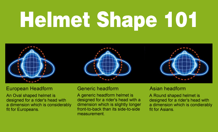 horse riding helmet sizing