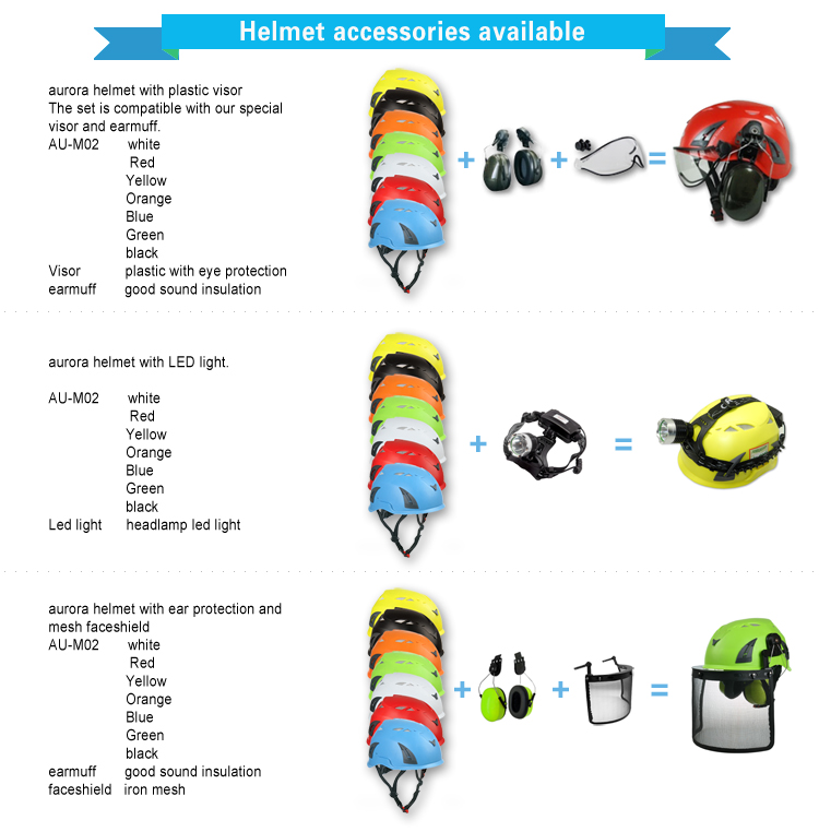 safety helmet supplier in China