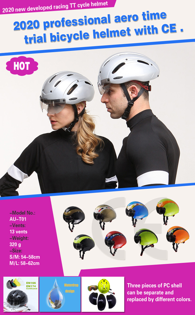 aero road bike helmet