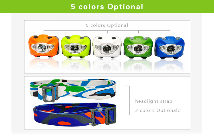 outdoor sports headlamp