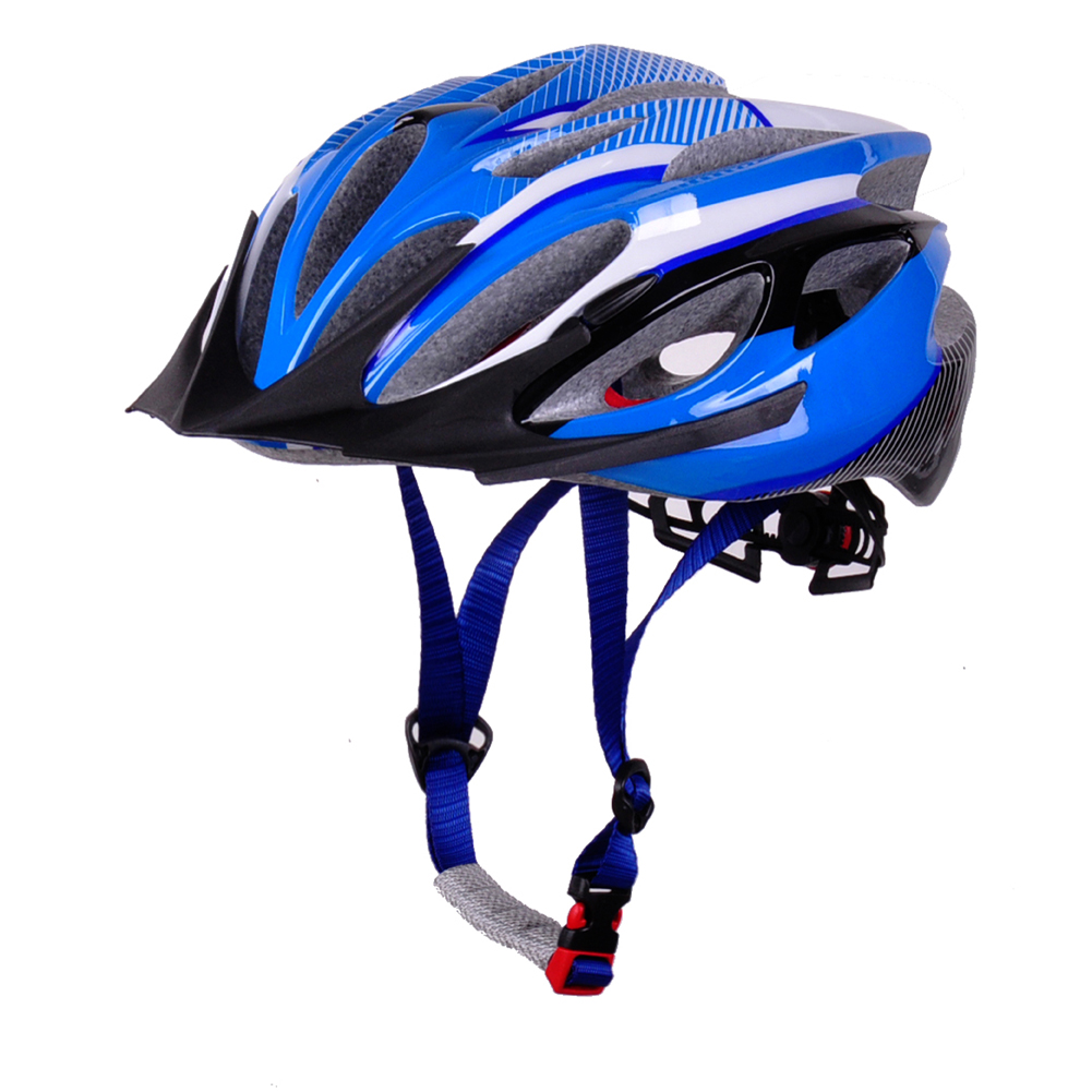 cycle helmet with lights