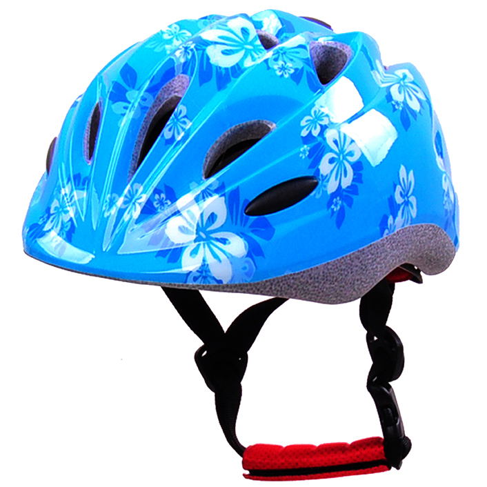 girls pink bike helmet