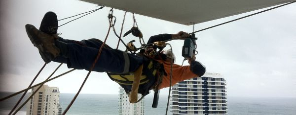 rope access equipment