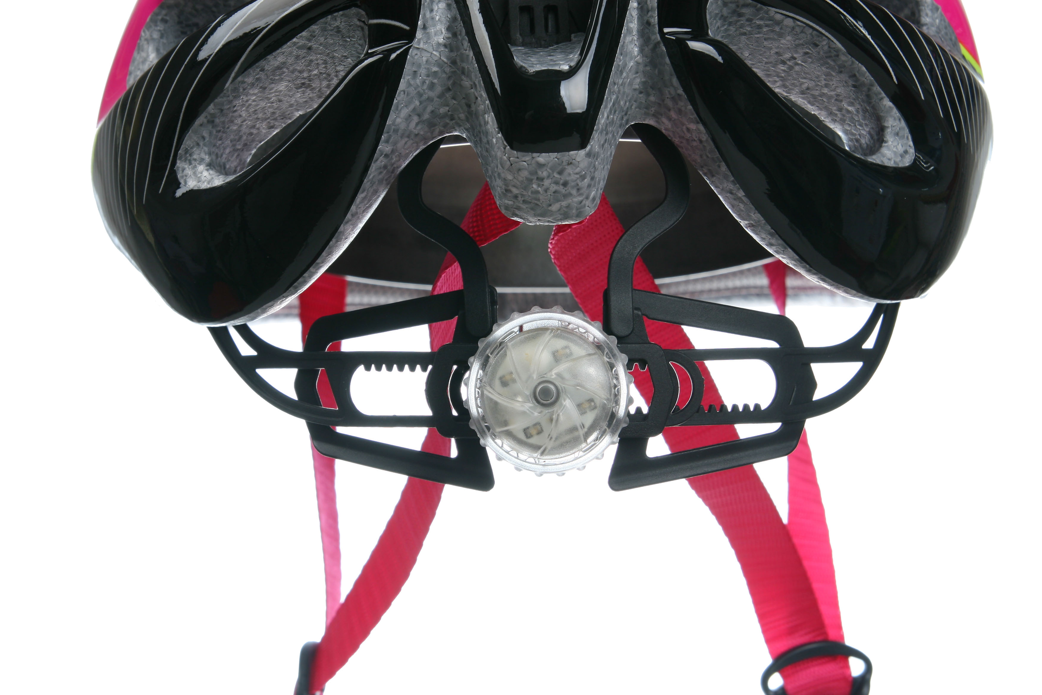 helmet light mount