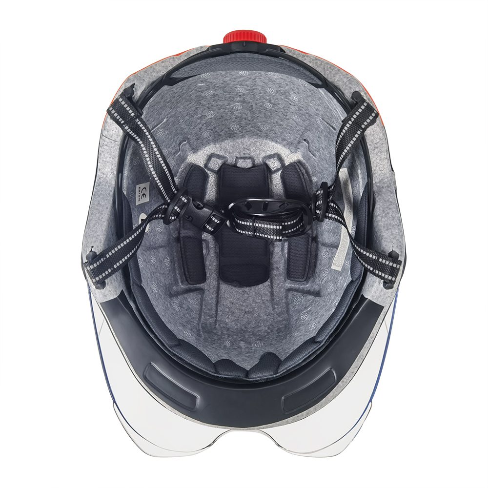 LED helmet supplier