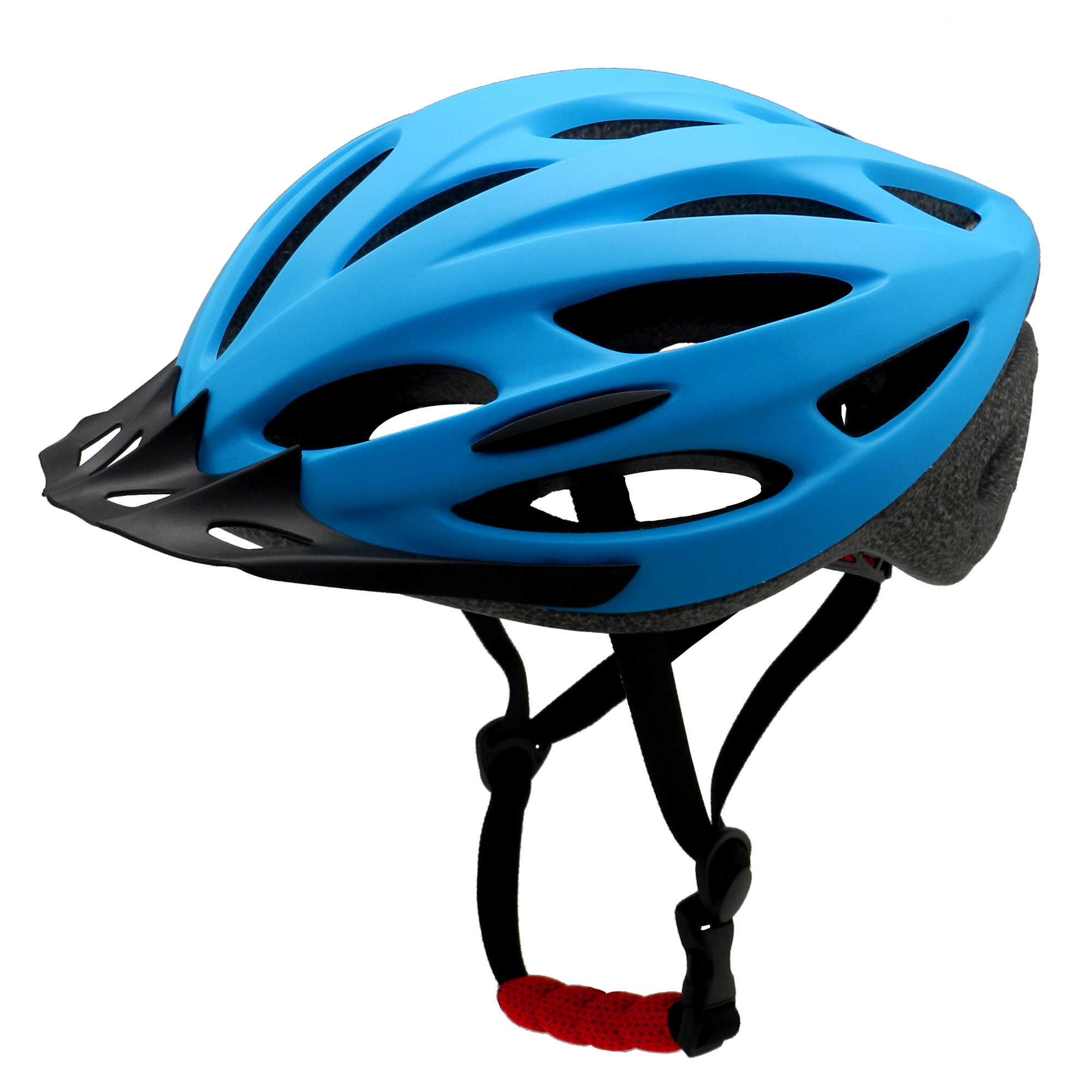 bicycle helmet clearance