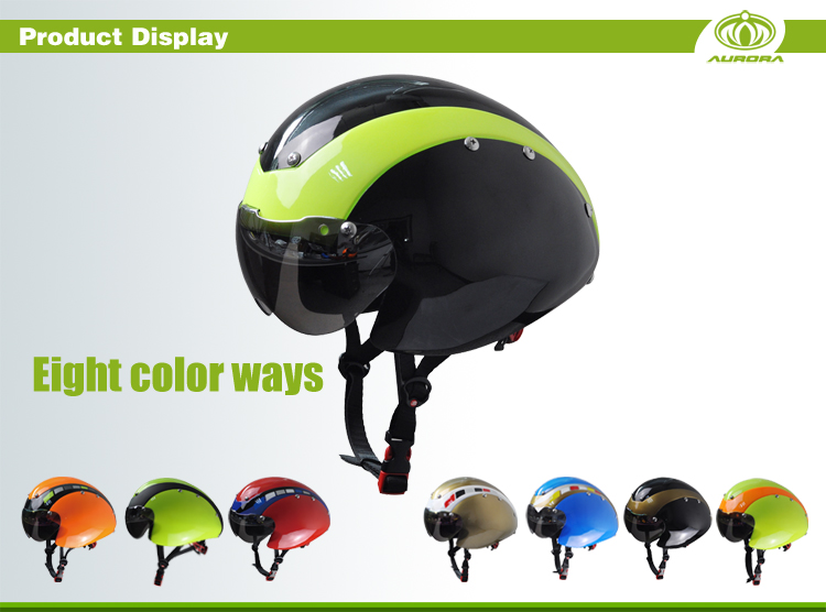 aero cycling helmets
