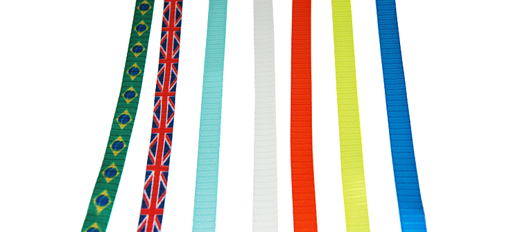 Colourful interchangeable strap