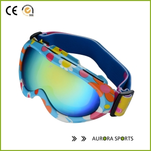 1pcs QF-S711 Outdoor Sports Ski Goggle UV- Protection Eyewear Snow Glasses