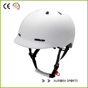 2020 NEW promotion well ventilation CE approved fashion urban helmet with visor