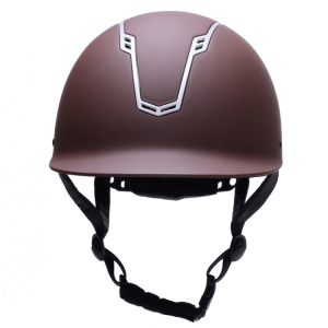 2020 Newest style elegant & safety horse racing helmet for adults