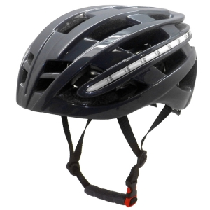 Aurora R&D New LED Light Road Bike Helmet with High Capacity Li-Polymer Quality Battery AU-R6