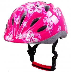 Bicycle helmet for toddlers, pink color bike helmets girls AU-C03