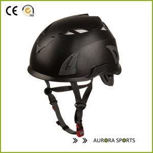 Coal Miner Protective Equipment Customised Hole-Free Safety Helmet With CE Certificate