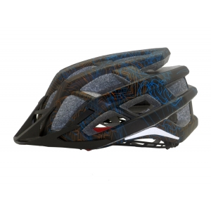 Custom mountain bike helmets AU-HM01