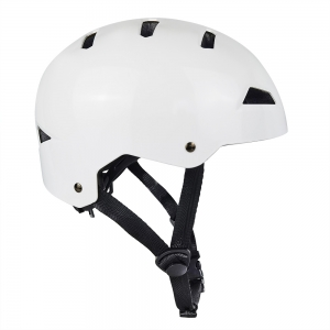 Fashion design hard shell injection technology scooter helmet and bike helmet with CPSC/CE standard