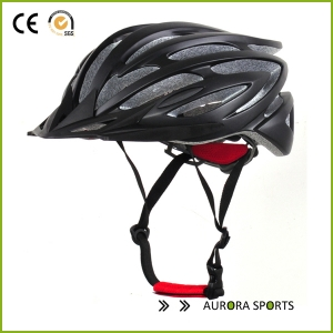New Adults AU-BM01 In-mold Technology Mountain Bike helmet and Road cycle Helmet with visor