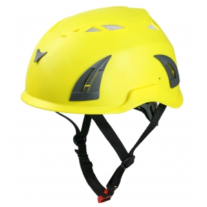 New Fashion AU-M02 Stable Outdoor Adventure Rescue Training Custom Climbing Helmet