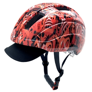 New bluetooth bike helmet with integrated wireless bluetooth speaker