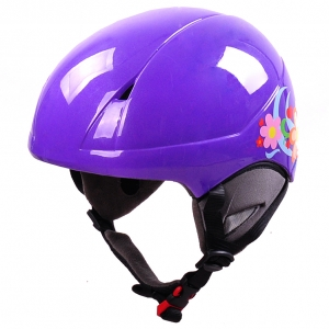 New arrival kid ski helmets with CE appreved AU-S02