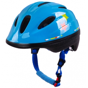 Space helmet kid, colorful baby girl bike helmet AU-C02
