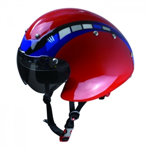 Time trial bike, unique time trial bike helmet AU-T01