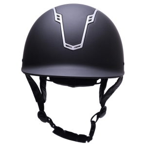 VG1 certificated ABS durable horse helmet