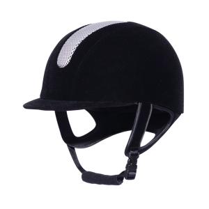 Velvet las riding equestrian for sale helmet AU-H02