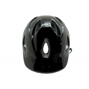 bike helmet black, full bike helmet U01