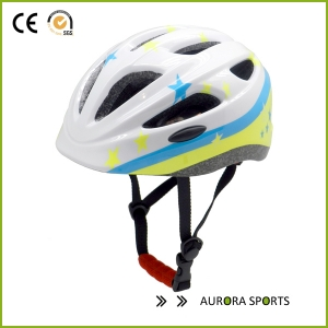 New arrive Adjustable factory price cycling helmet with cute design for kids