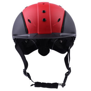 customer design with wholsaler price international riding helmet AU-H05
