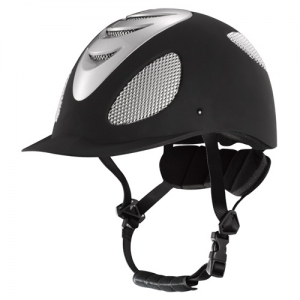 gpa horse riding helmet, with ABS and high-desity EPS, AU-H03