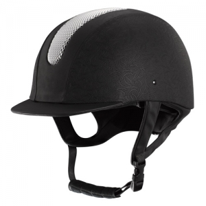 leather riding hat with PU leather, AU-H02