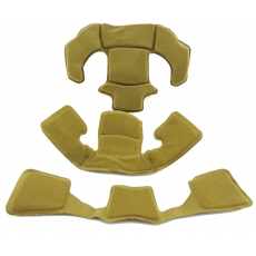 China helmet replacement pad kit for CPSC approved  helmet factory