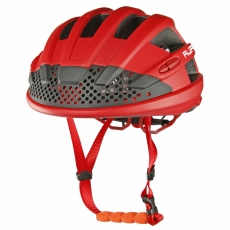 China 2016 New design bicycle helmet with intergrated fans and LED light factory