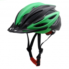 China 2016 new cool cycle helmet sale, in-mold bike helmet for sale factory