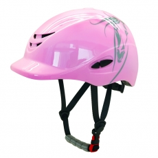 China Super lightweight Horse Riding Helmet for kids riding AU-H10 factory
