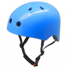 China AU-K003 PC inmold skateboard,kids scooter skate helmets factory
