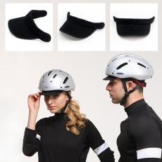 China Bike Riding  Helmet Cap Bumao Bicycle Helmet Outdoor Riding Hat Mountain Road MTB Cycling  Cap Hat factory