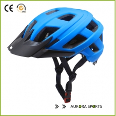 China 2016 high-end mountain bicycle helmet with visor factory