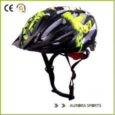 China CE approved Youth Multi-Sport mountain colorful unique bike helmets factory