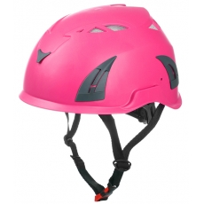 China CE work safe helmets, jsp helmet High Vis Yellow factory