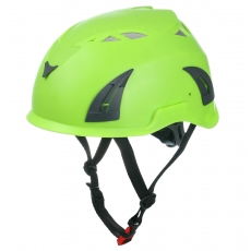 China Customized Multicolored ABS Shell Petrochemical Refinery Worker Safety Helmet With CE certificate factory